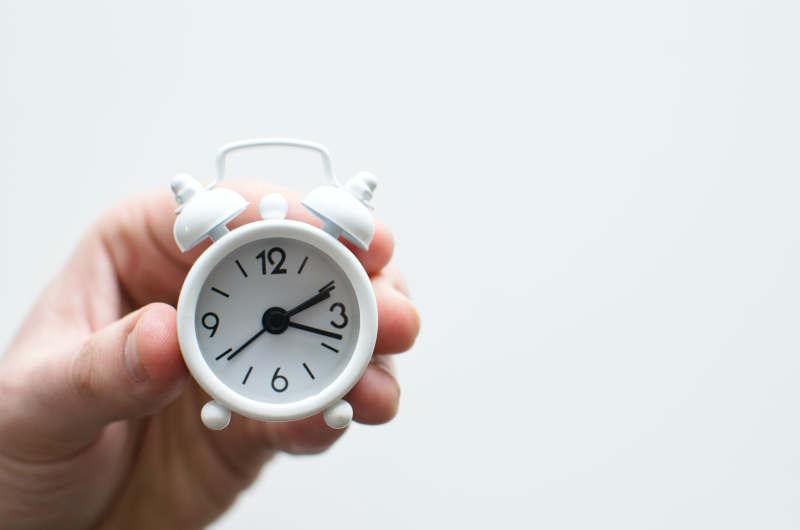 Zeit einteilen